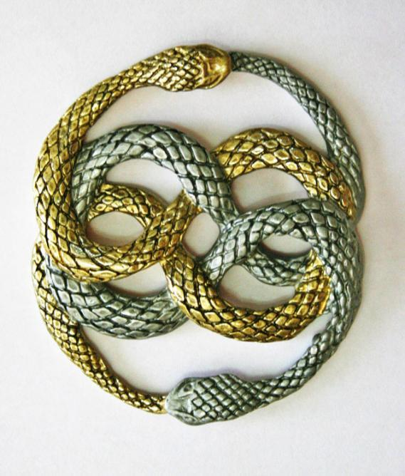 Never-ending Story Auryn replicas